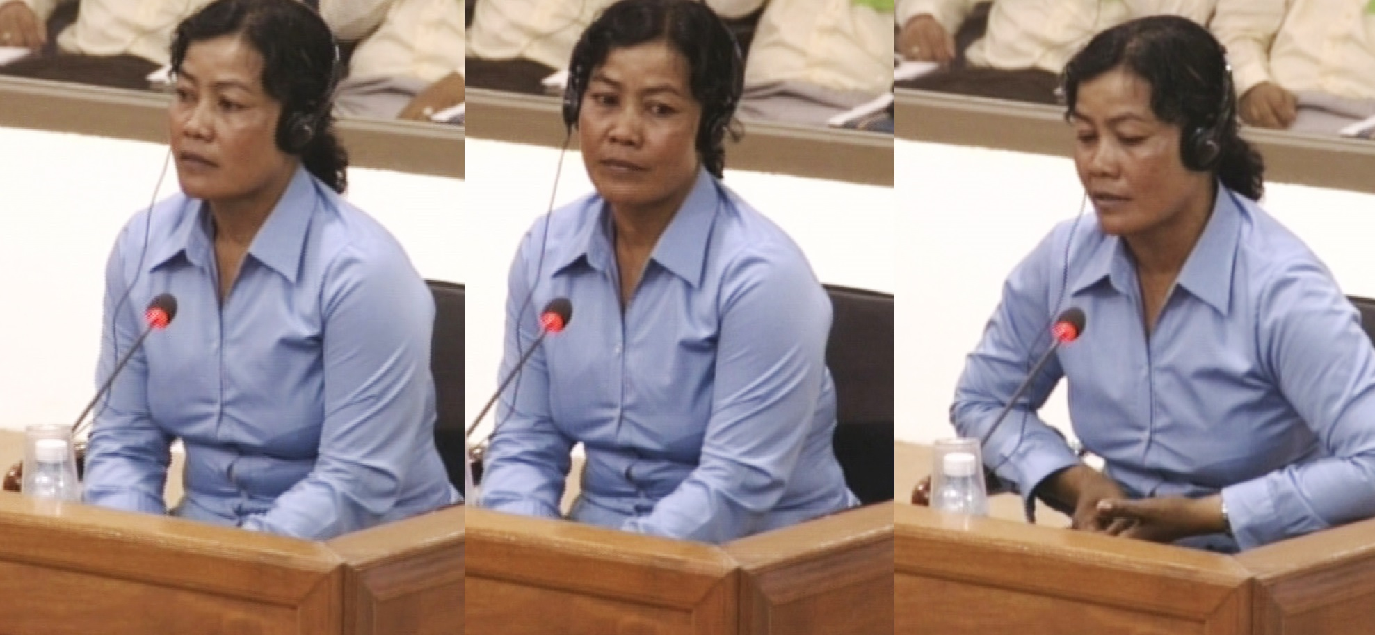 Photo of Cambodian Court proceedings