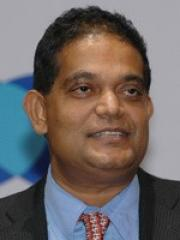 Photo of Professor Amitav Acharya