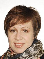 Photo of Research Fellow Dr Cecilia Jacob