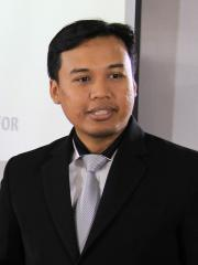 Photo of PhD Researcher Irawan Jati