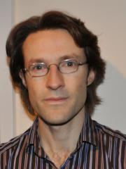 Photo of Research Fellow Dr John Gledhill