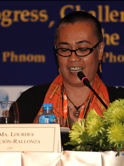 Photo of Dr Lourdes Veneracion-Rallonza