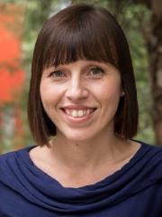 Photo of Research Fellow Dr Sara Davies
