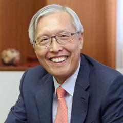 Photo of Ambassador Kak-Soo Shin
