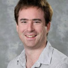 Photo of Research Fellow Dr Luke Glanville