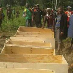 recent violence in Papua New Guinea
