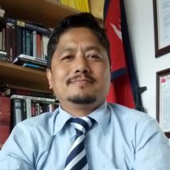 Photo of PhD Researcher Trilochan Bahadur Malla