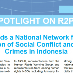 National Network for the Prevention of Social Conflict and Atrocity Crimes